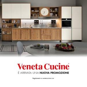 Veneta Cucine - Promozione 2020 - Arredamenti Marinoni Casteggio Pavia